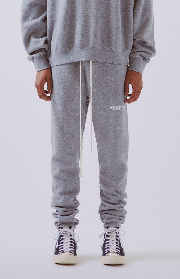 boy good selling vivid and great in style FOG - Fear Of God Essentials Sweatpants Size M