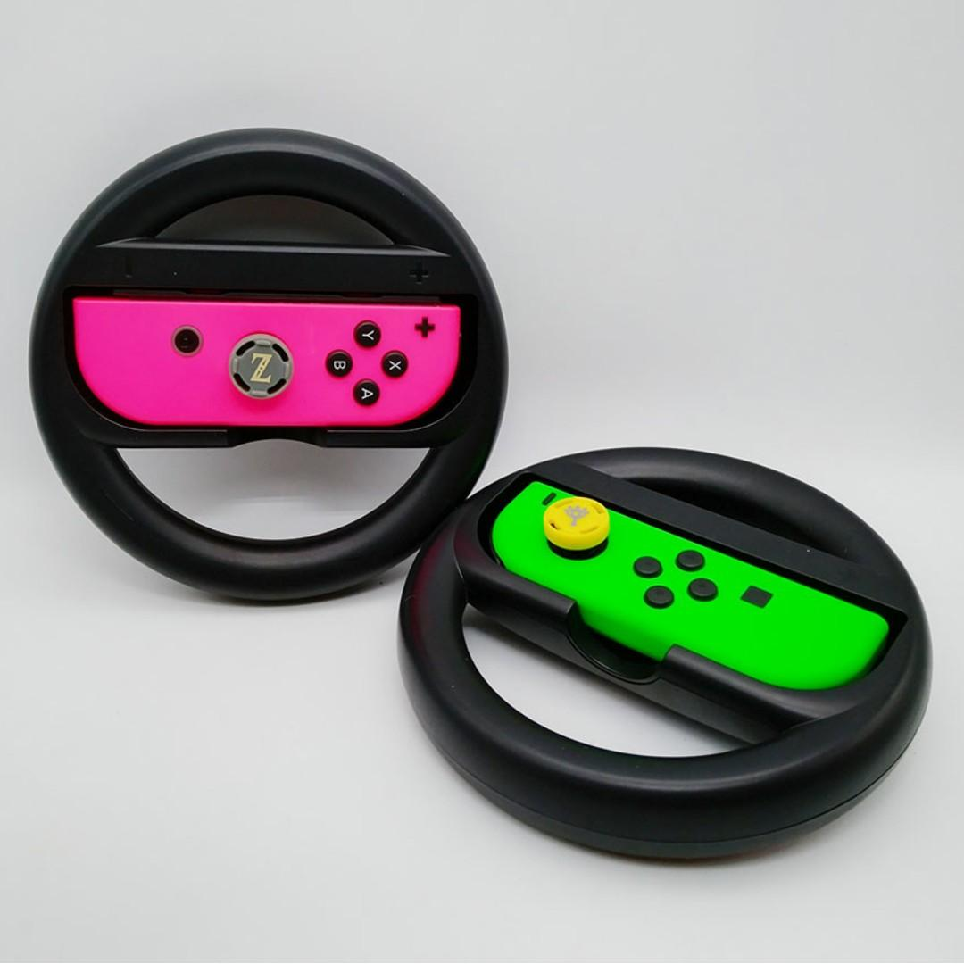 Free postage) Authentic Nintendo Switch Joy-Con Wheel Pair