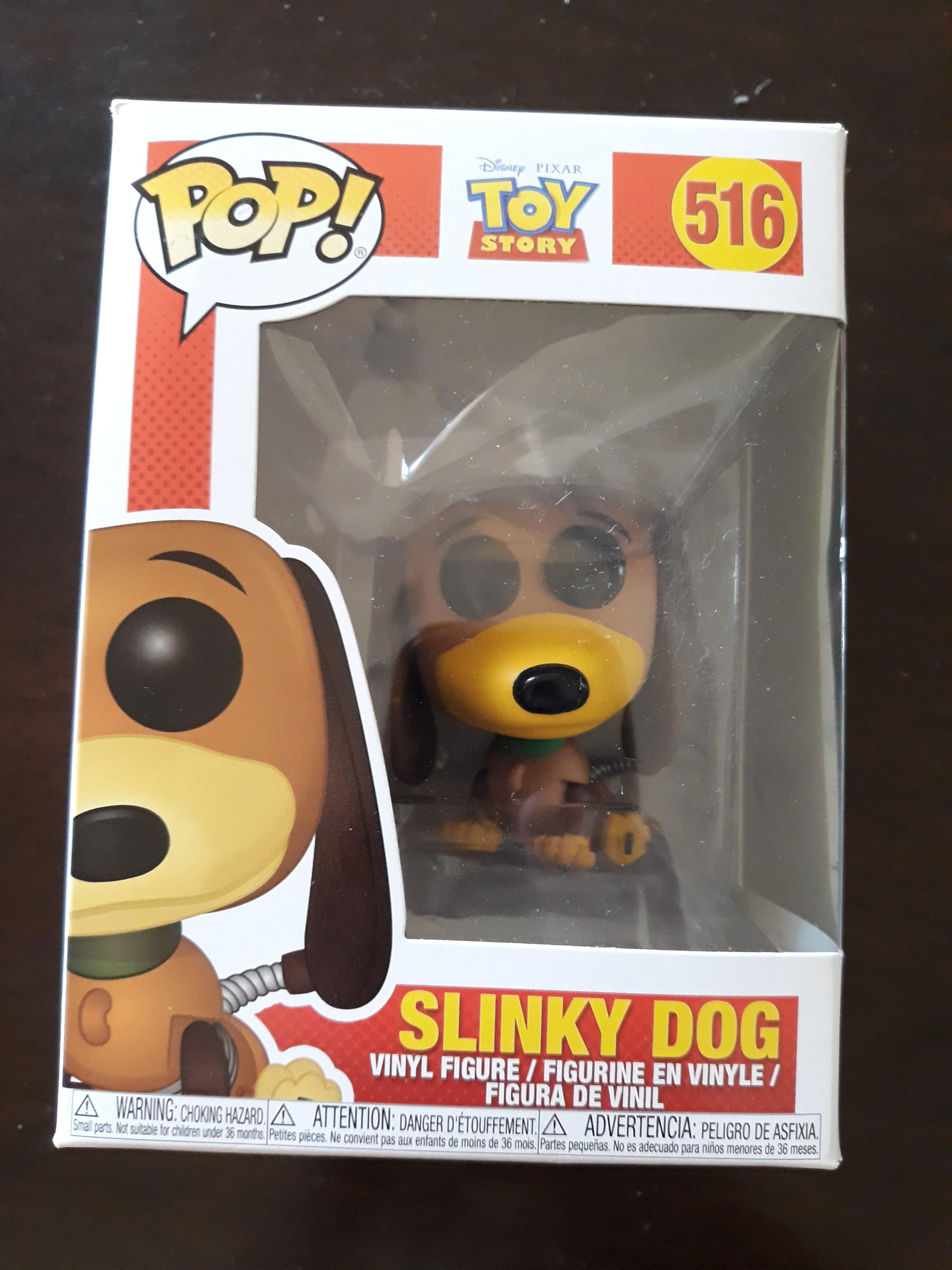 Slinky Dog POP Vinyl Figure 516 Toy Story