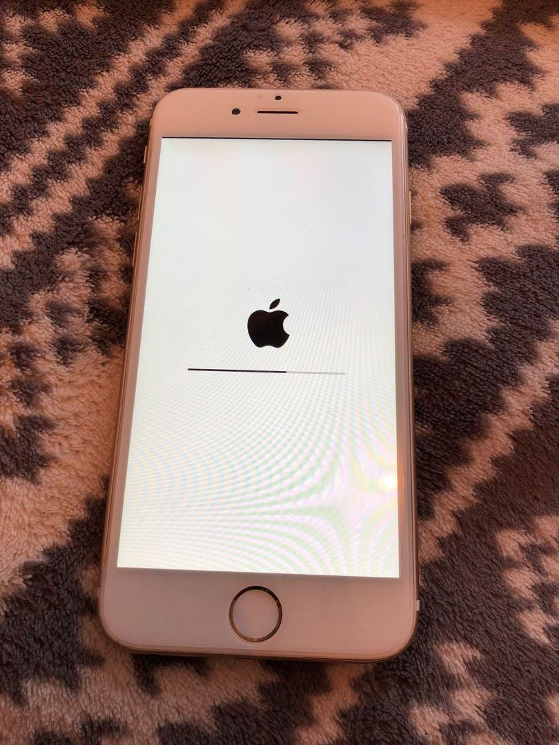 Gently Used 64GB Gold iPhone 6