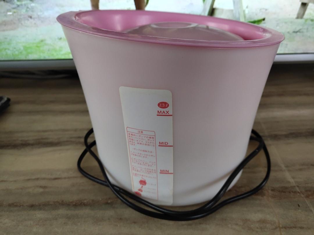 貓飲用GEX水機2.3L加全新過濾棉2塊