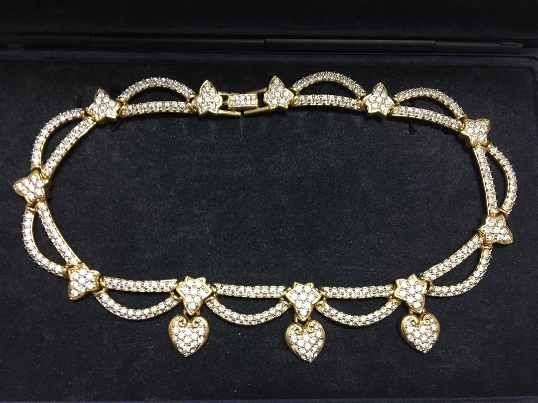 Gorgeous necklace for the bride