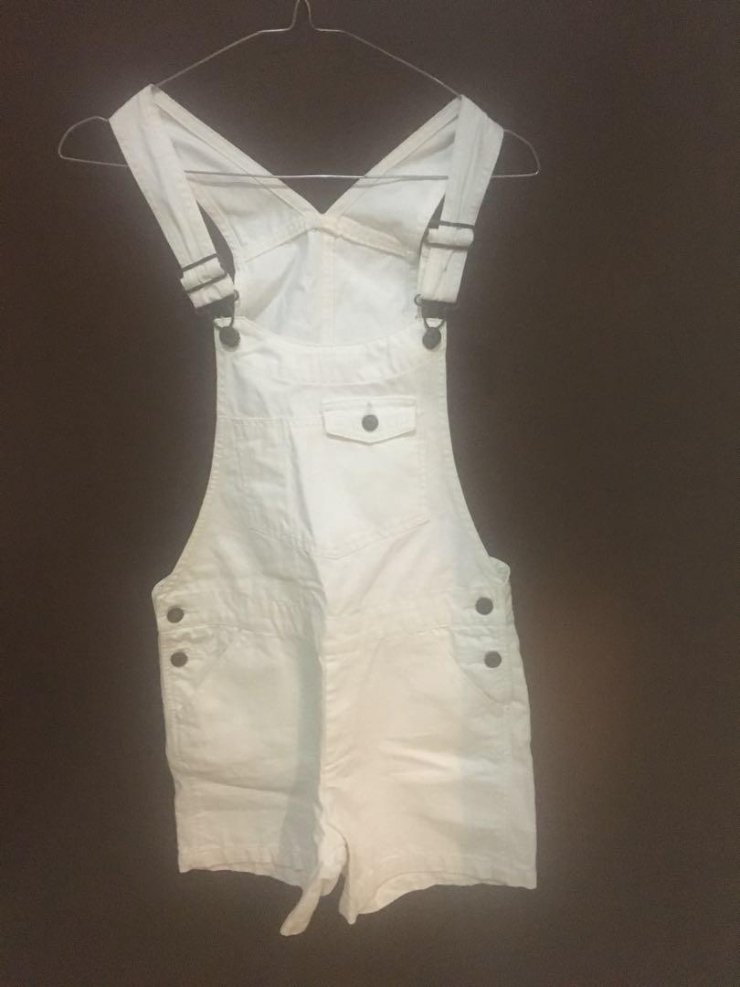 Gu denim jumpsuit
