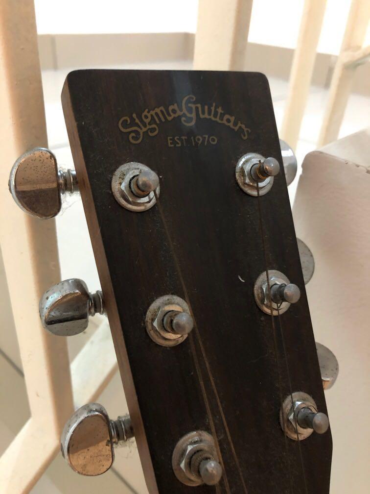 Guitar sigma guitar 000m-15
