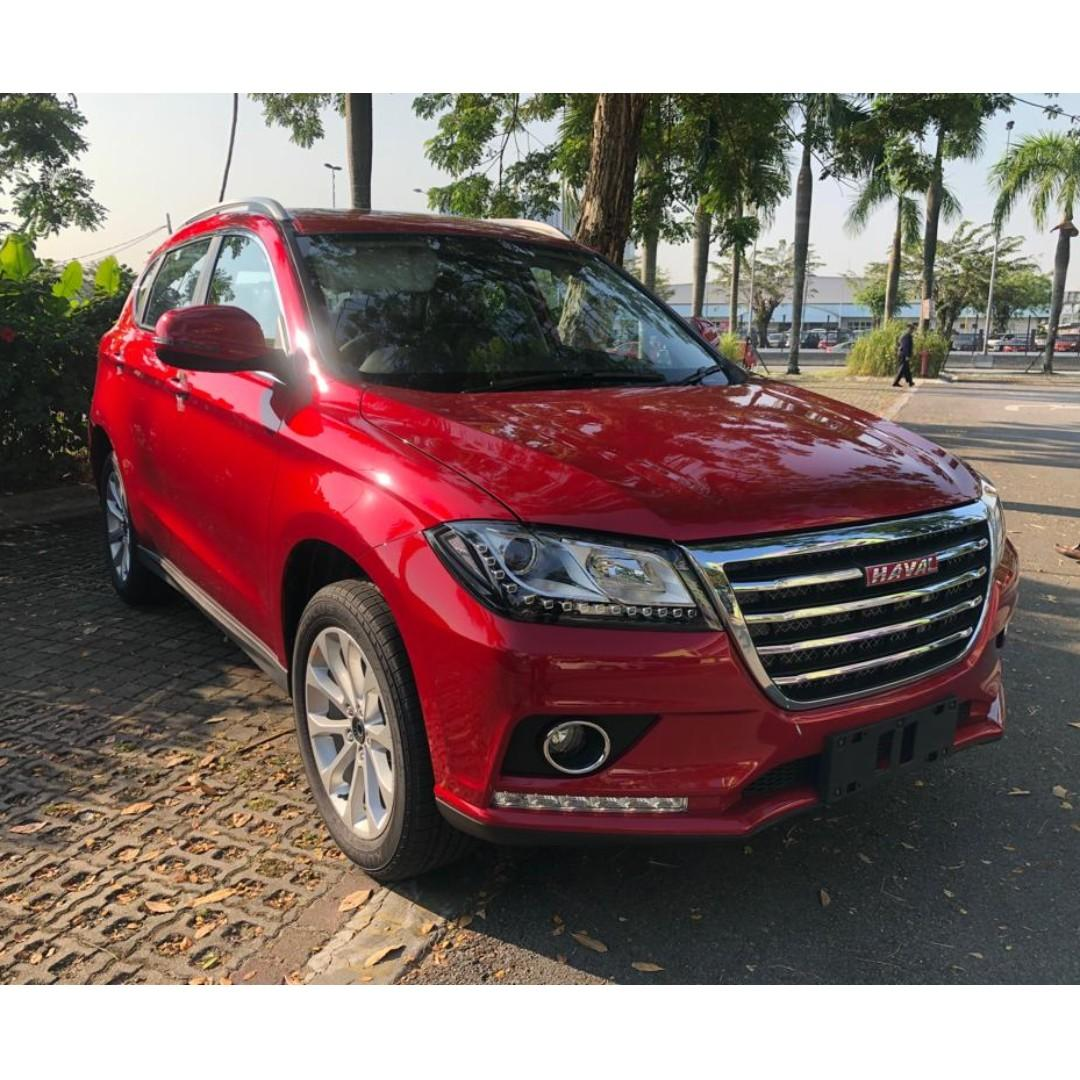 HAVAL H2 COMFORT/PREMIUM 1.5 TURBO SUV (8YEARS UNLIMITED MILEAGE WARRANTY/5 YEARS FREE SERVICE**LABOUR & PART FREE/FAST LOAN/LOW INTEREST/READY STOCK)