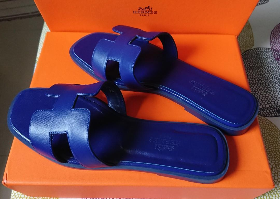 Hermes oran flats for ladies (size 38