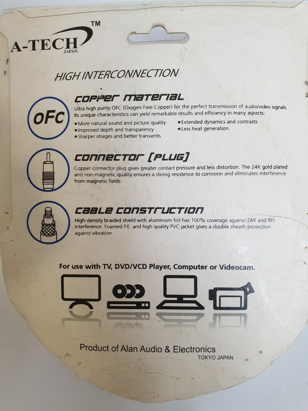 High Interconnection Cable