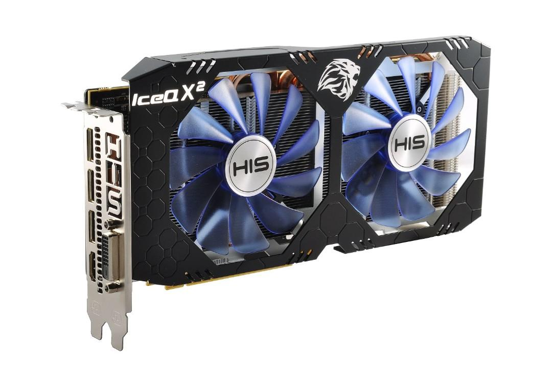 HIS RXx580 4GB
