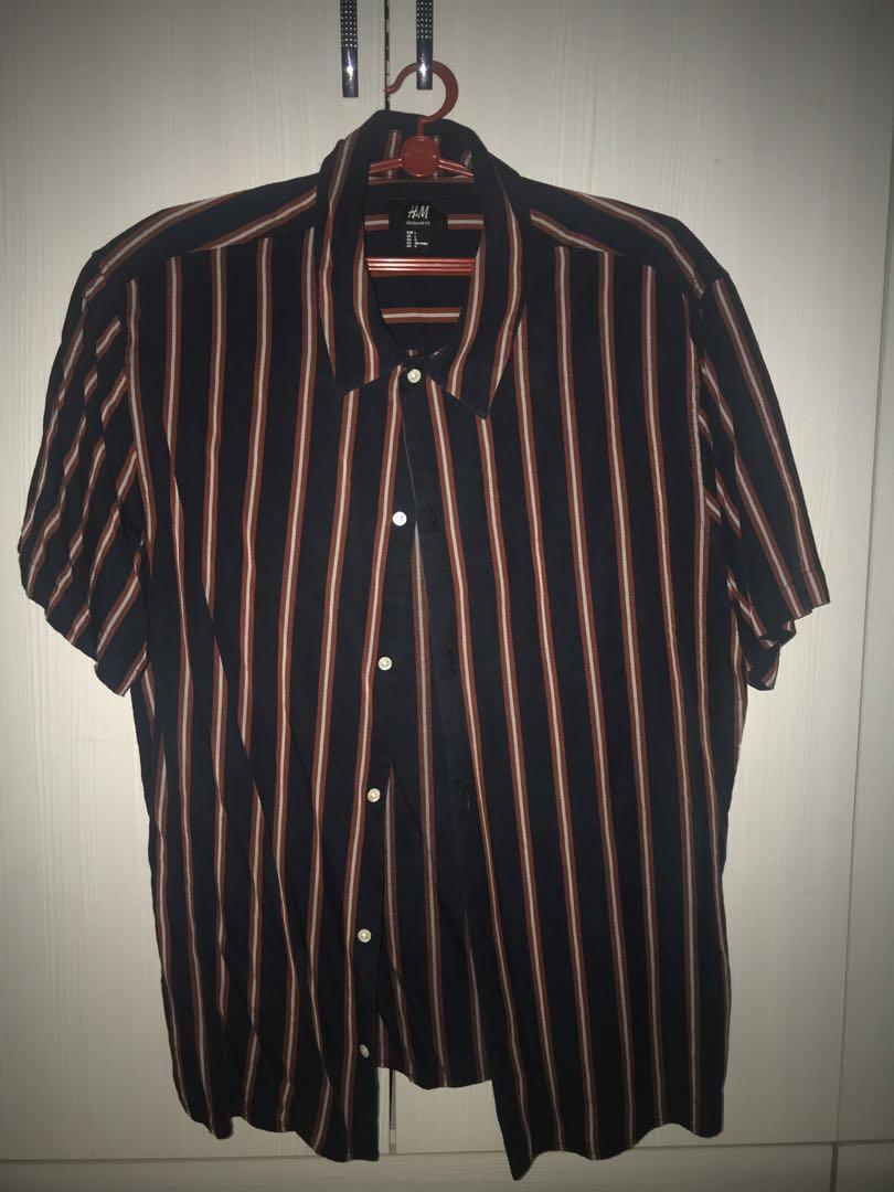 H&M Flat Collar Shirt