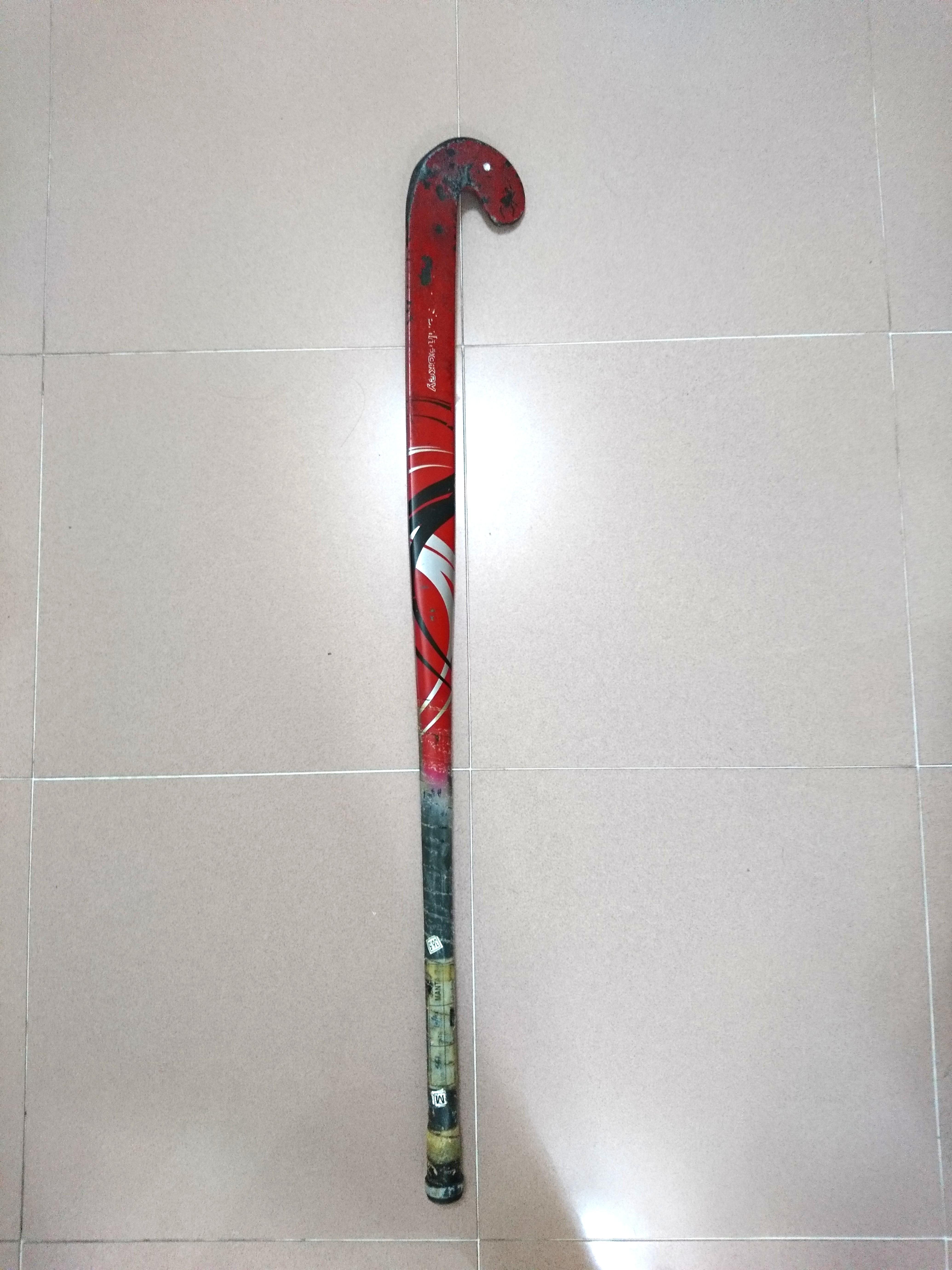 Hockey Stick Fibreglass Lightweight