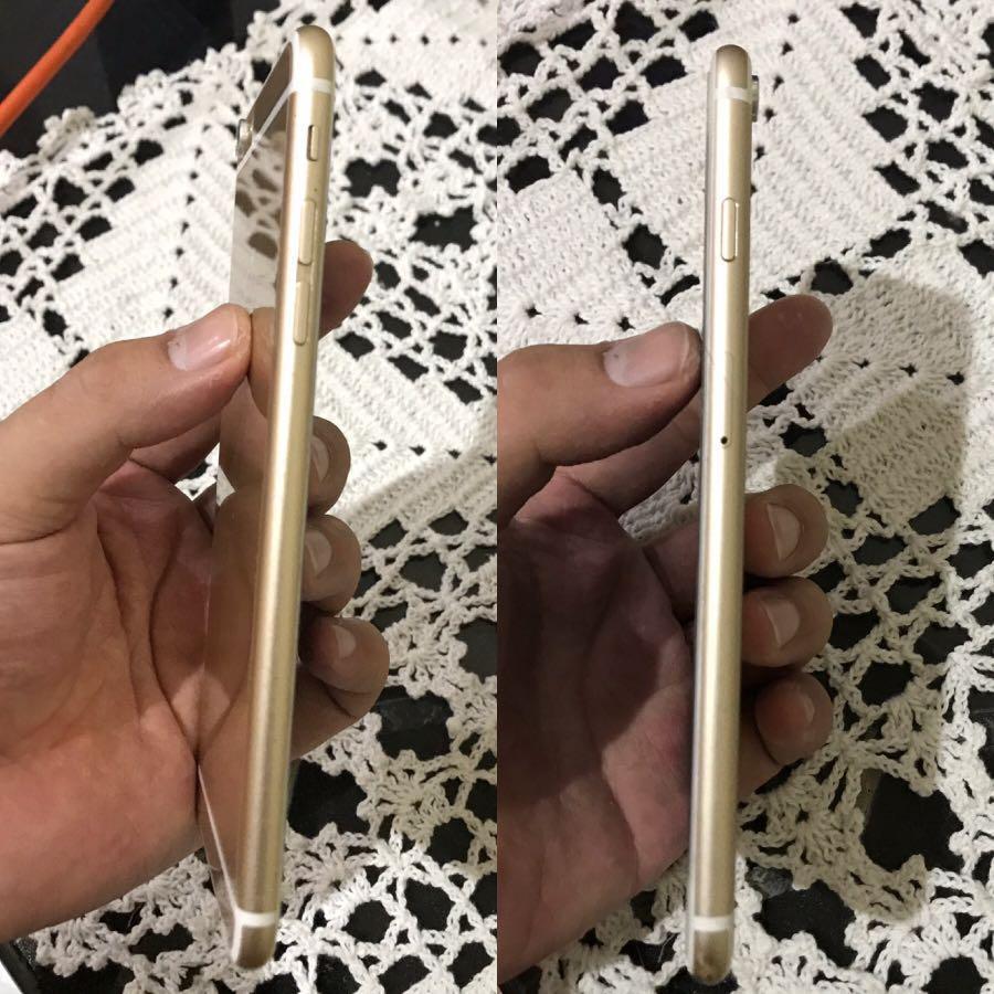 Iphone 6 Plus + 64gb Gold
