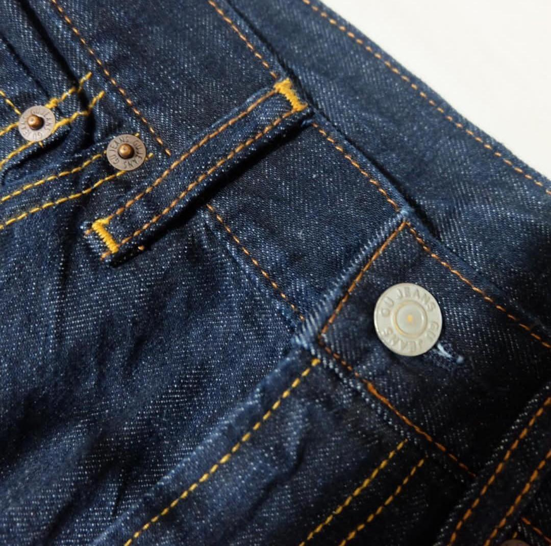 Jeans GU by Uniqlo Straight fit