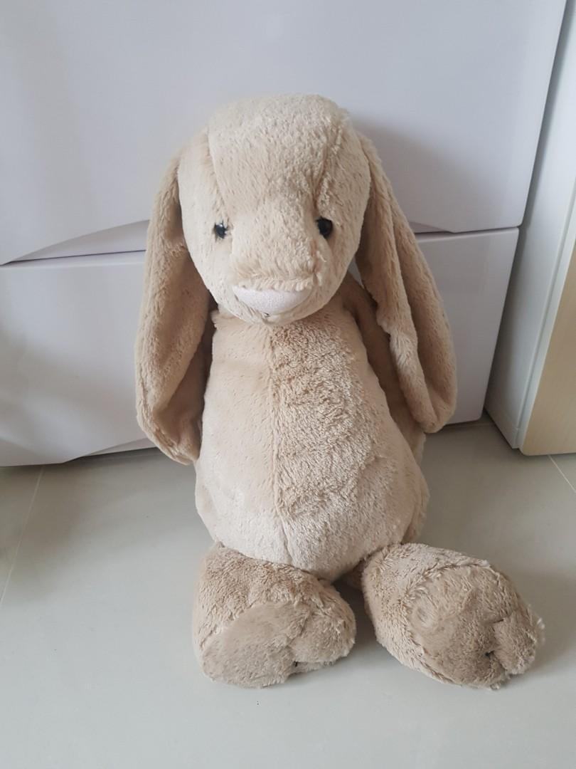 Jellycat Bunny replica (light brown)
