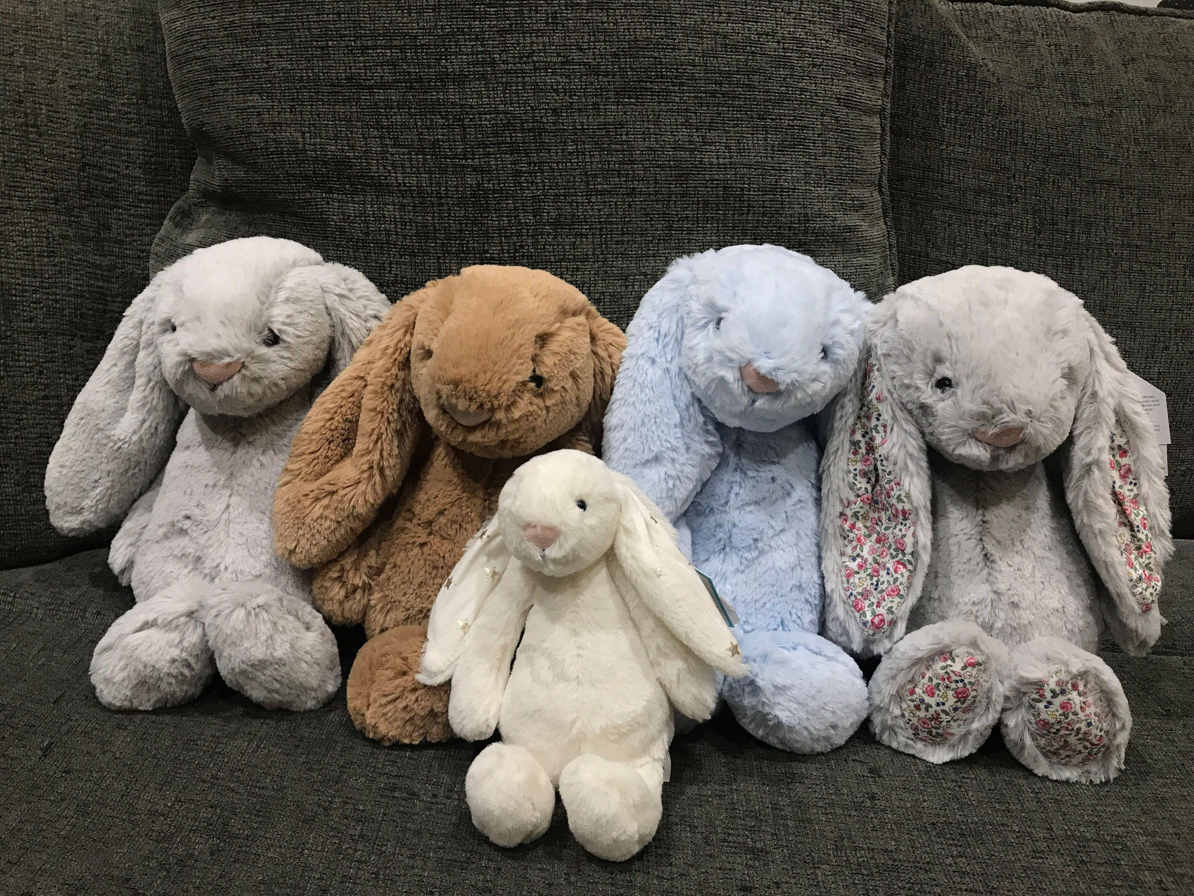 Jellycat medium bunny