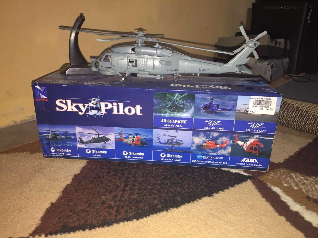 jual mainan helikopter