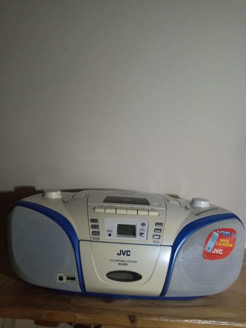 JVC 收音機