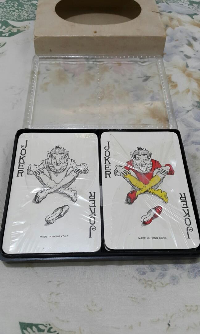 Kartu Remi Poker Joker American President Lines Ltd