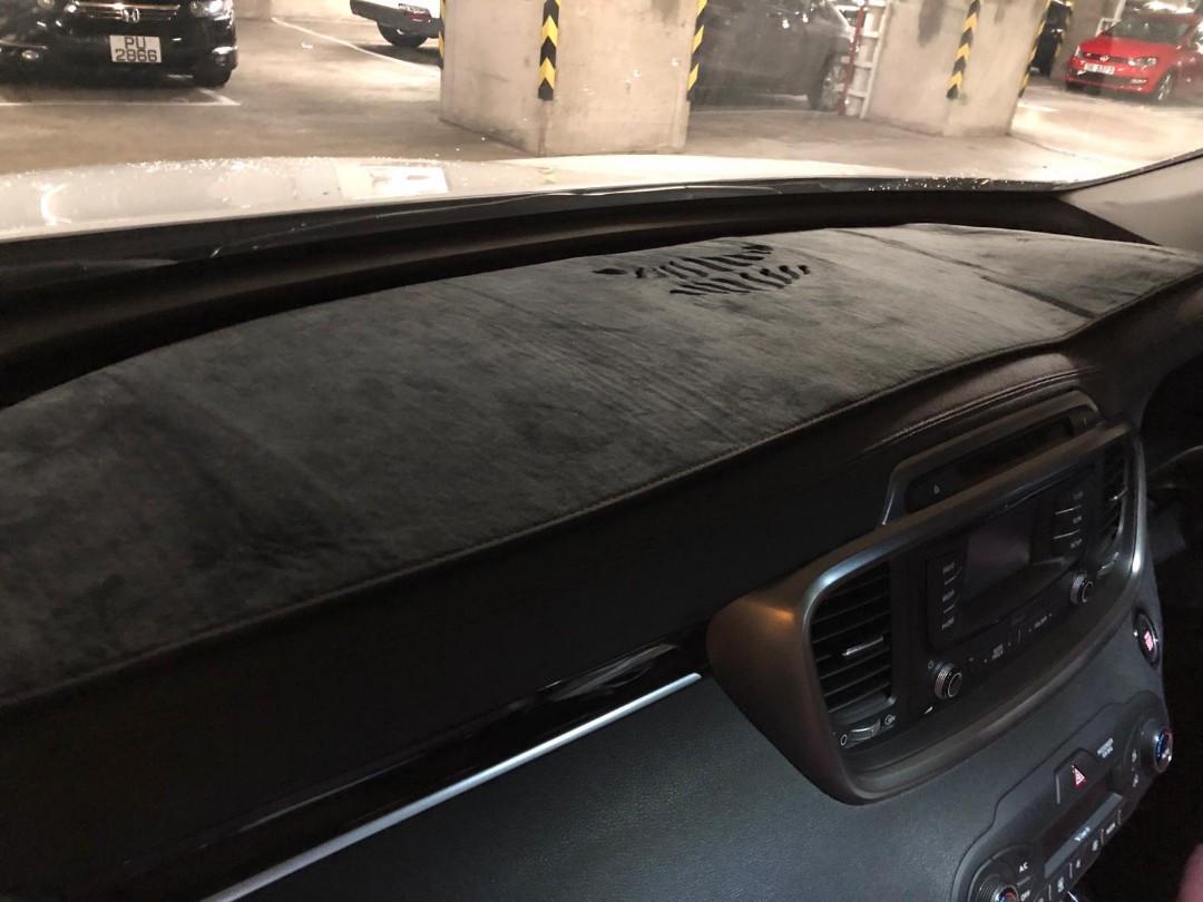 Kia Sorento 內飾車頭標板墊
