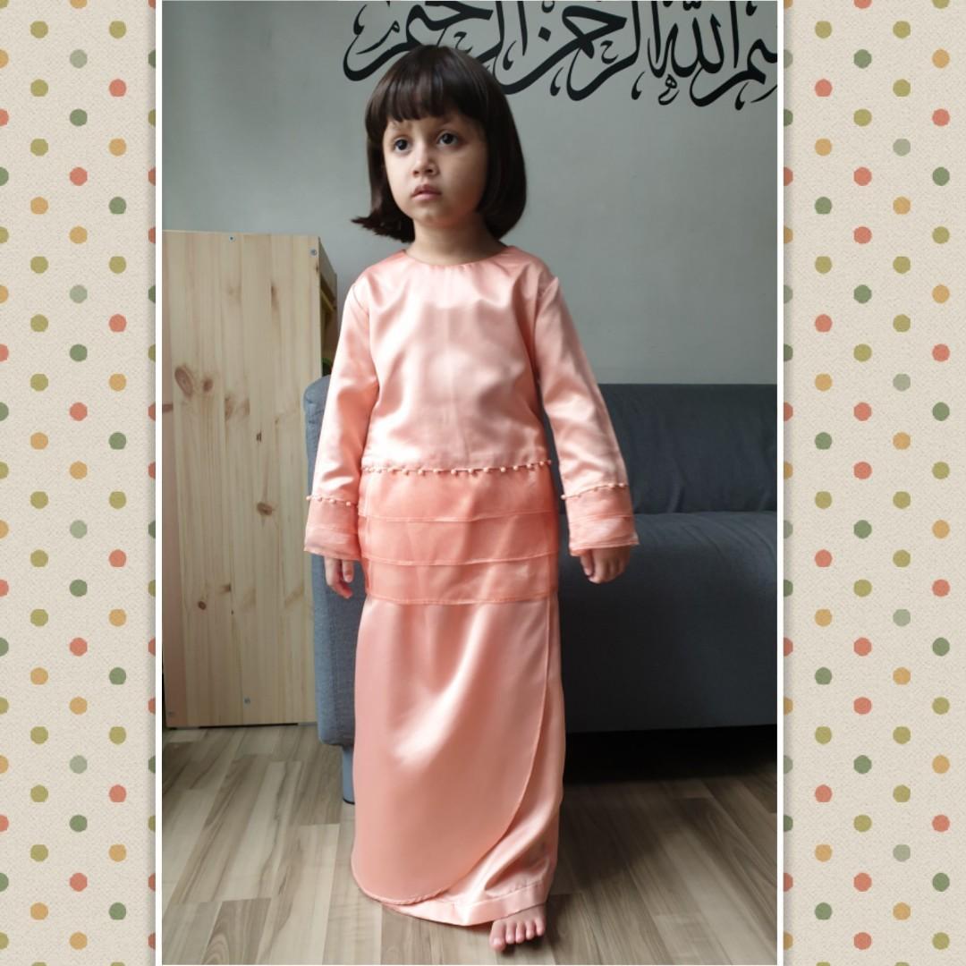 #KIDS KURUNG #baju#baju kurung #kurong #malay #raya #toddler #girls #muslimah #mum #mother #sets #tudung #kebaya