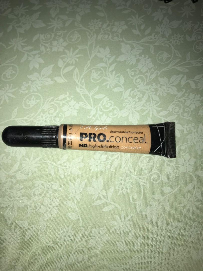 LA Girl Pro Conceal shade Creamy Beige