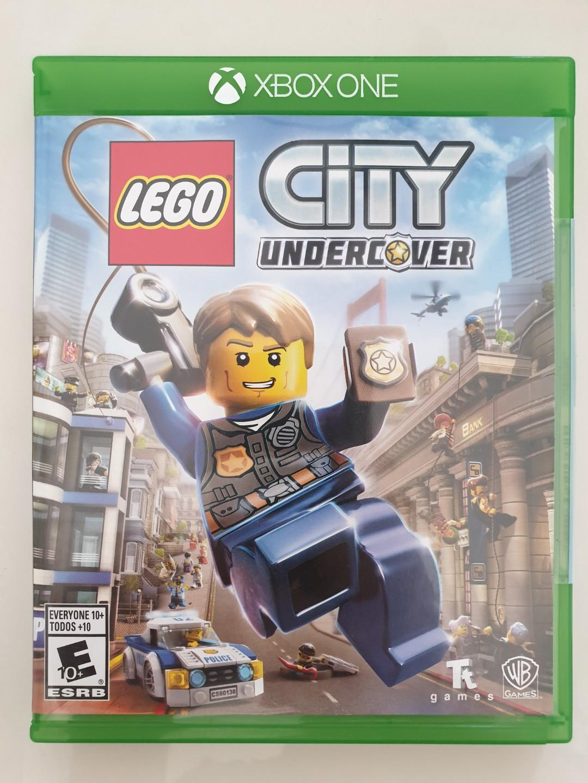 Lego City Undercover XBOX ONE ORIGINAL, Toys & Games, Video