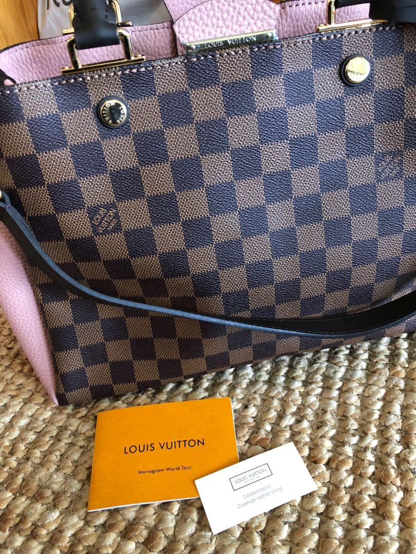 Louis Vuitton Brittany bag