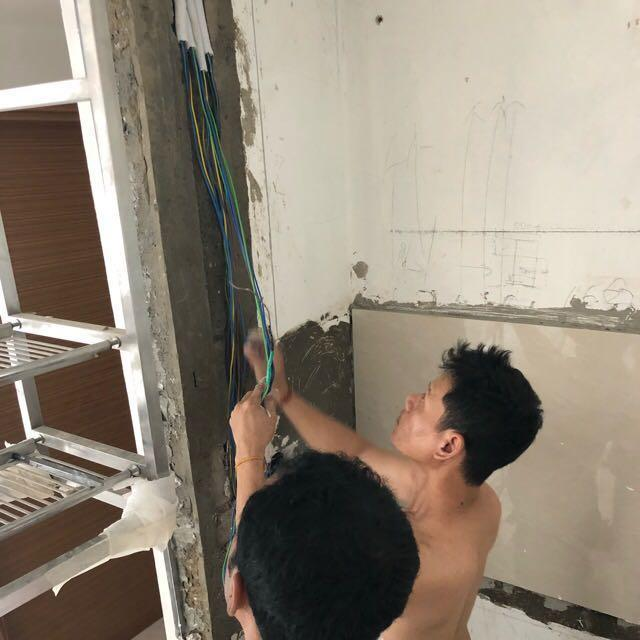 Low and cheap price Specialise In Electrical and Renovation services islandwide, top quality, professional works