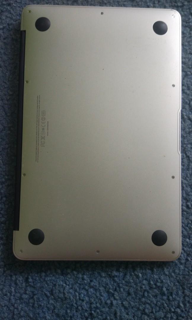 """Macbook Air 11"""" 128Gb 2011"""