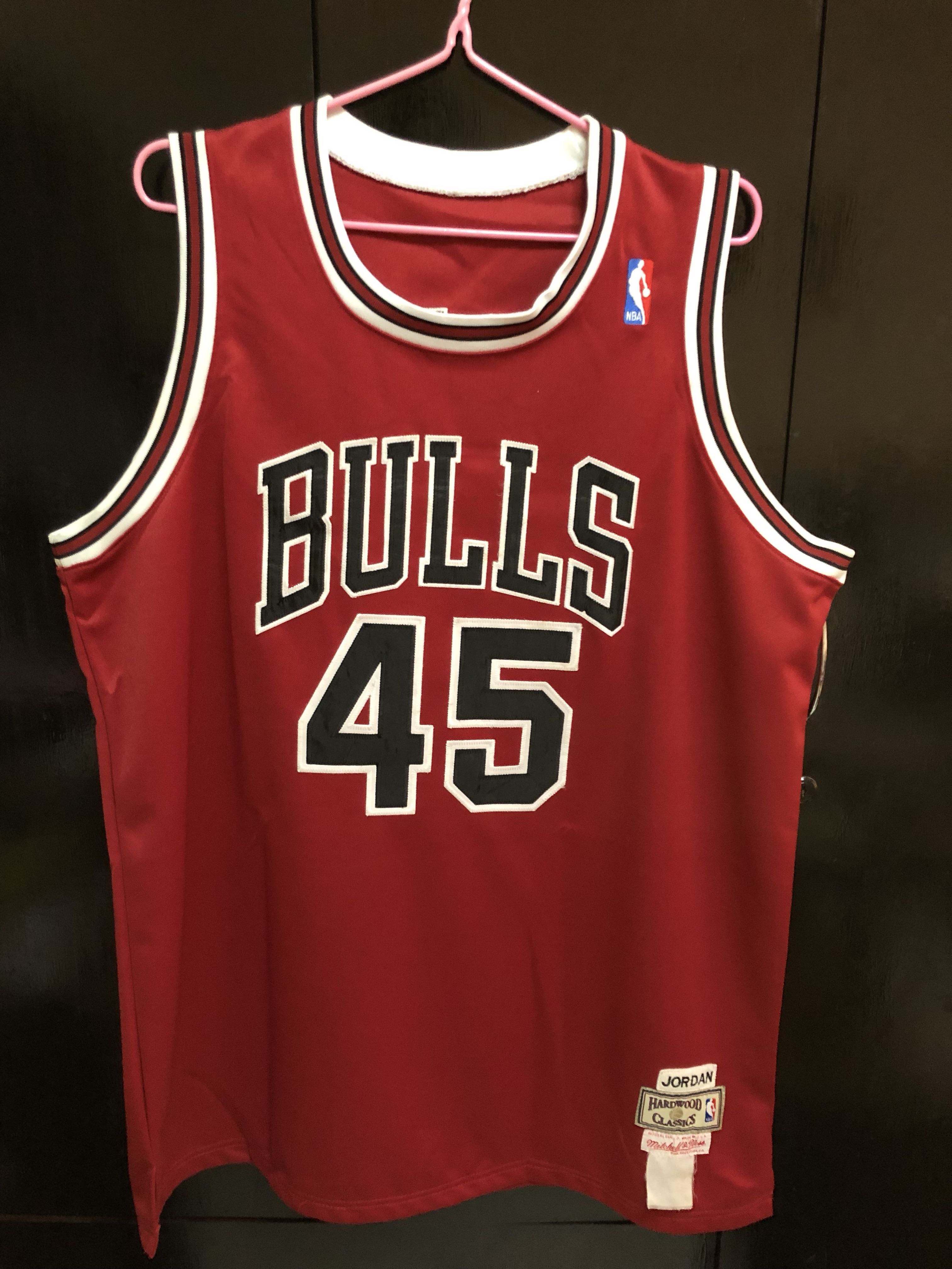 new arrival b7538 d96e4 Michael Jordan #45 (bulls away)