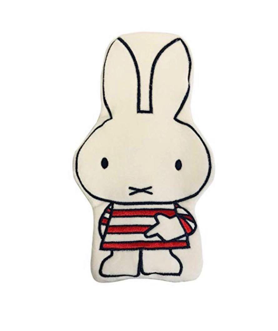 Miffy 筆袋化妝袋 間條miffy