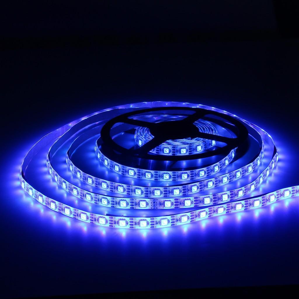 Music Sound Control RGB 5050 LED Strip Strip + 5V USB IR Regulator_GF_V