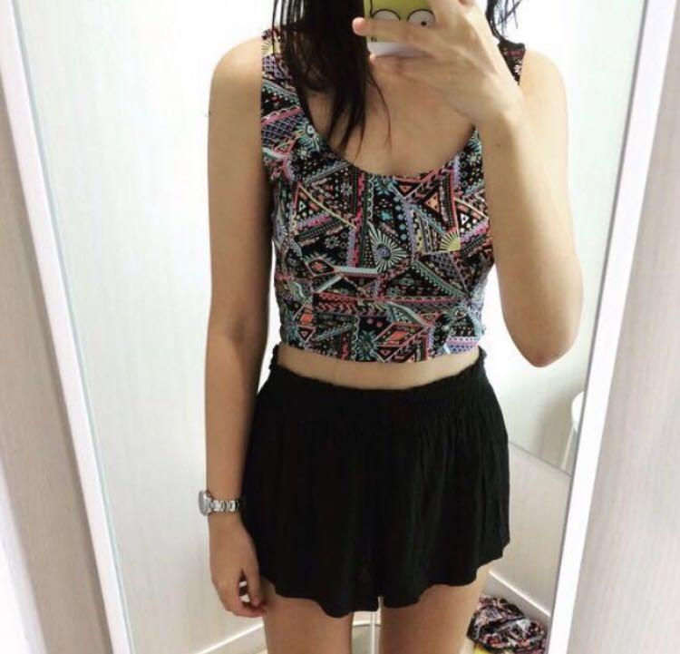 NEW H&M Cropped