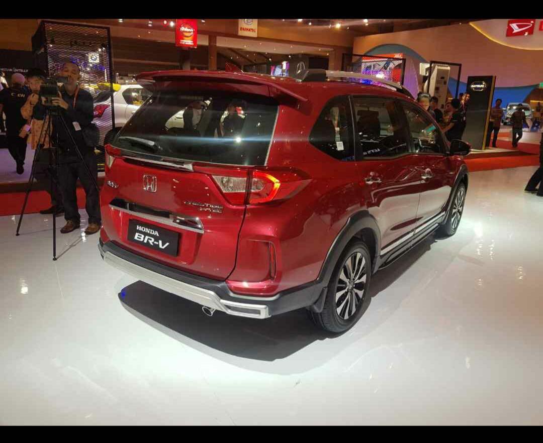 New Honda BR-V 2019