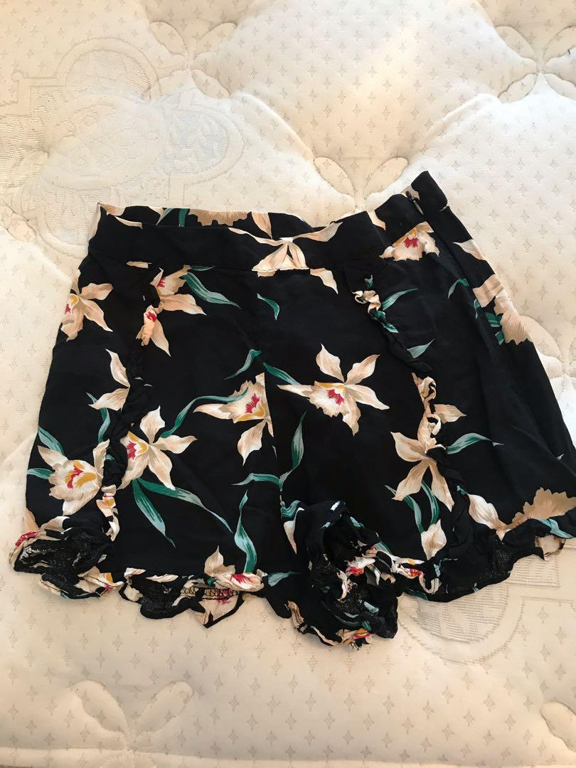 New Zara shorts