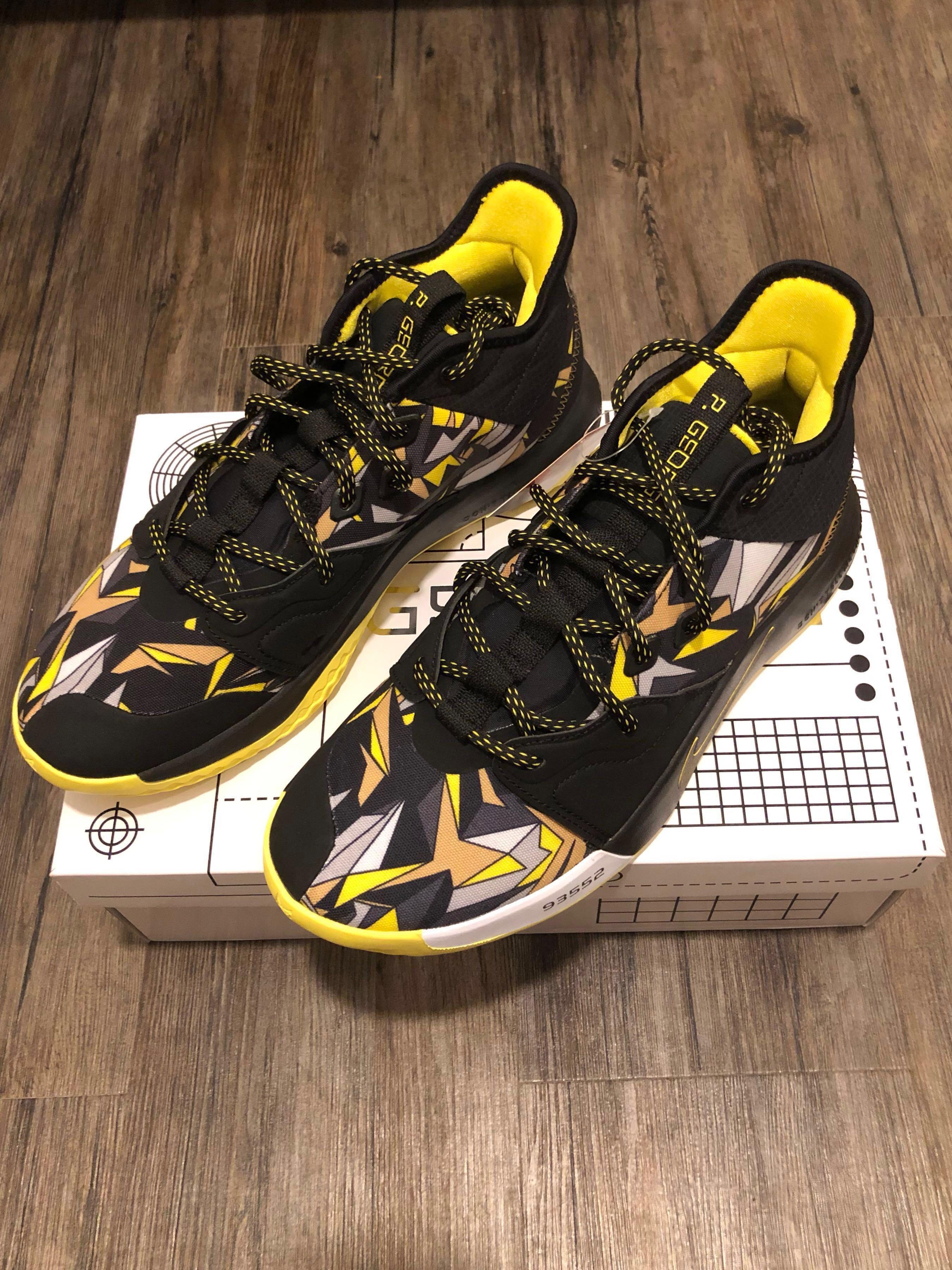 best cheap 18f75 02361 Nike PG 3 Mamba Mentality, Men's Fashion, Footwear, Sneakers ...