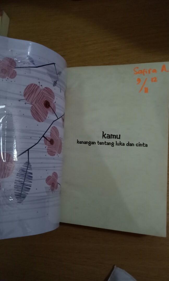 Novel Romance Indonesia