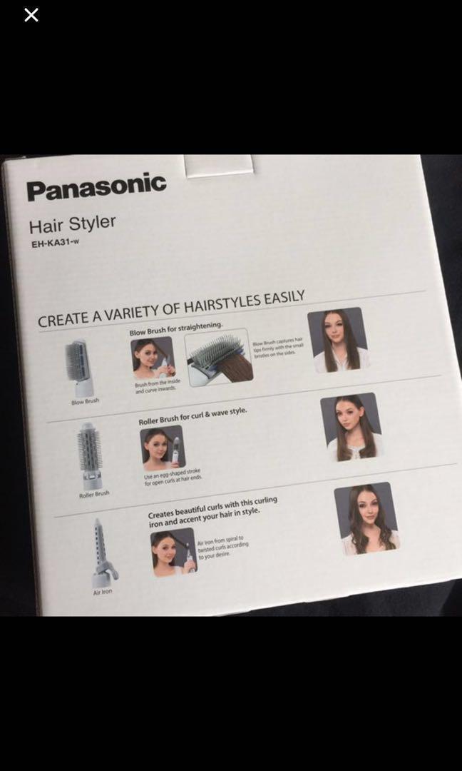 Panasonic Hair Styler EH-KA31