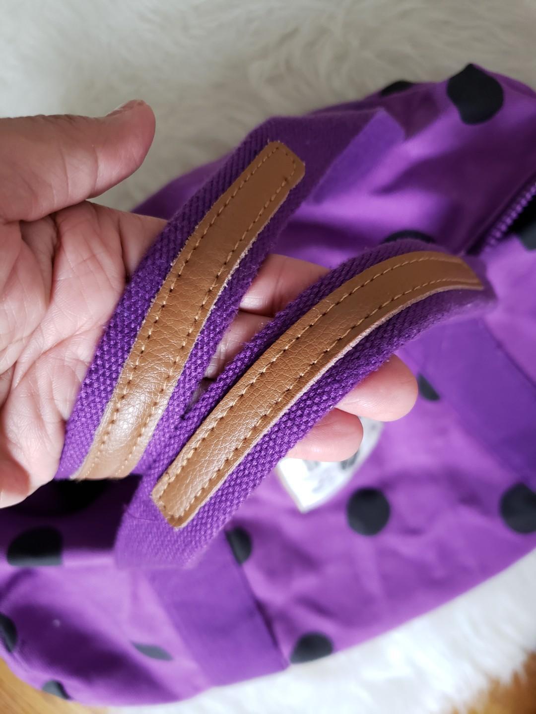 PINK duffle bag