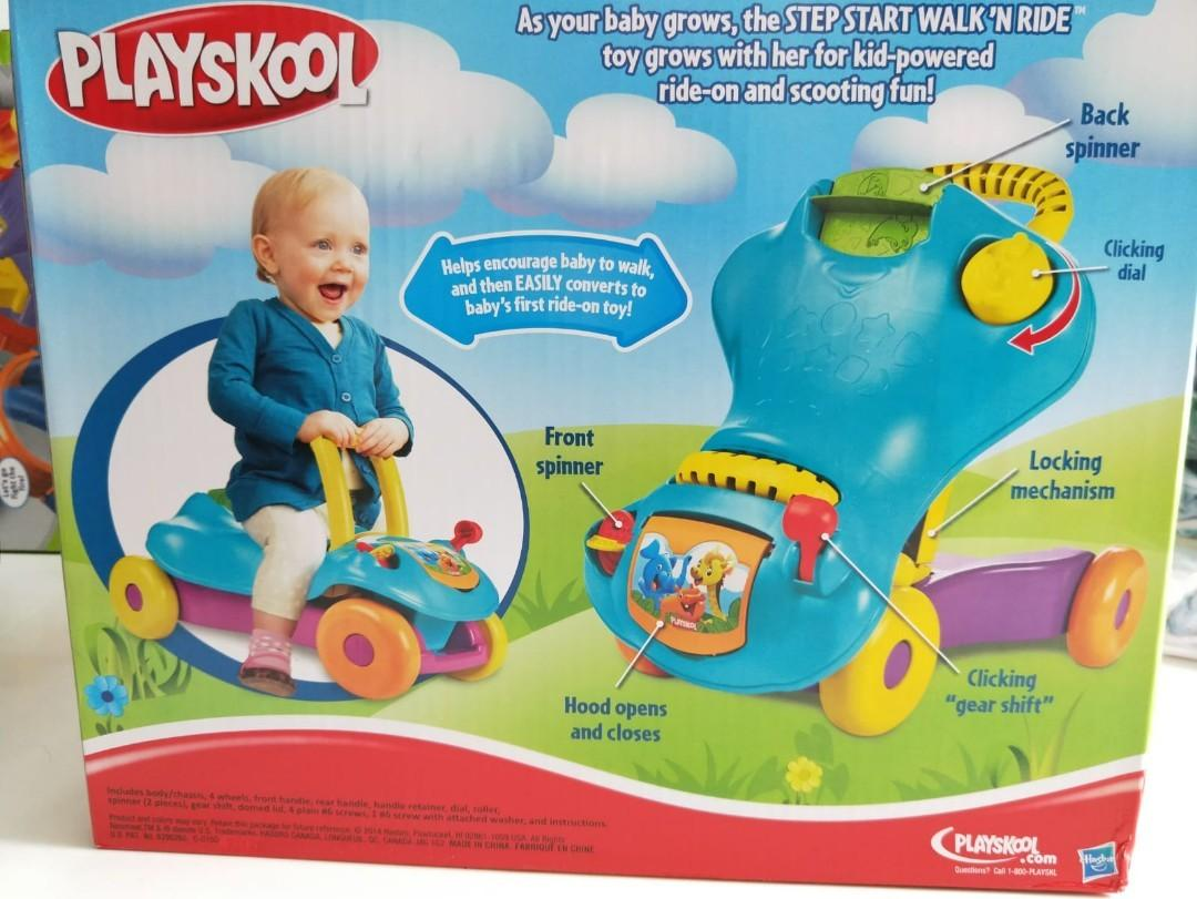 Playskool Walker (Brand New)