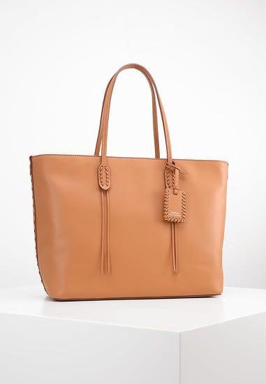Polo Ralph Lauren leather tote. $210