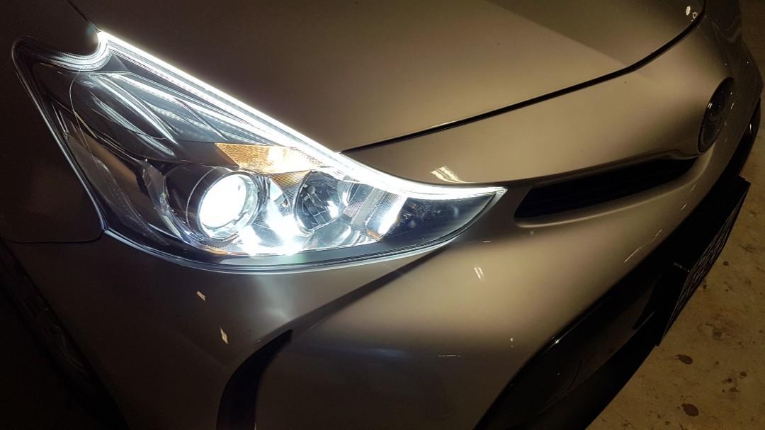 Toyota Prius Alpha/Plus Hybrid 7-Seater 1.8 with Toyota Safety Sense