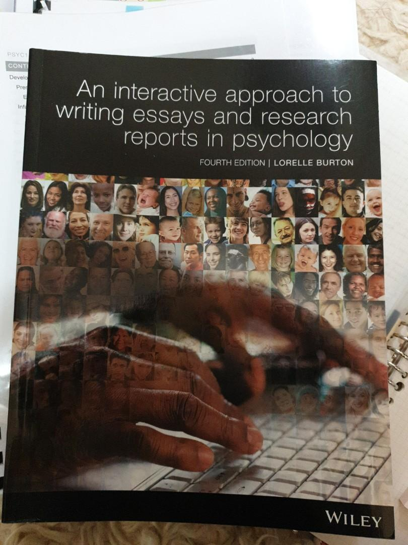 Psychology 4th Edition (Burton, Westen & Kowalski)