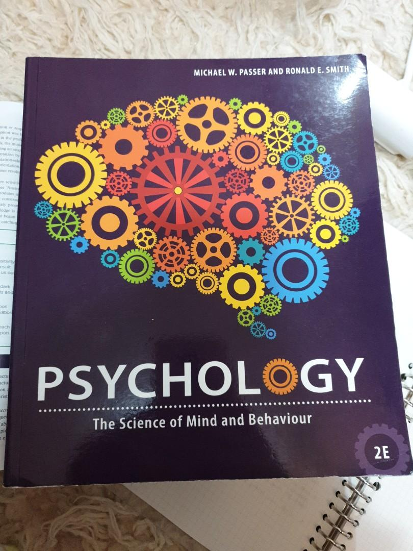 Psychology The Science of Mind and Behaviour 2nd Edition