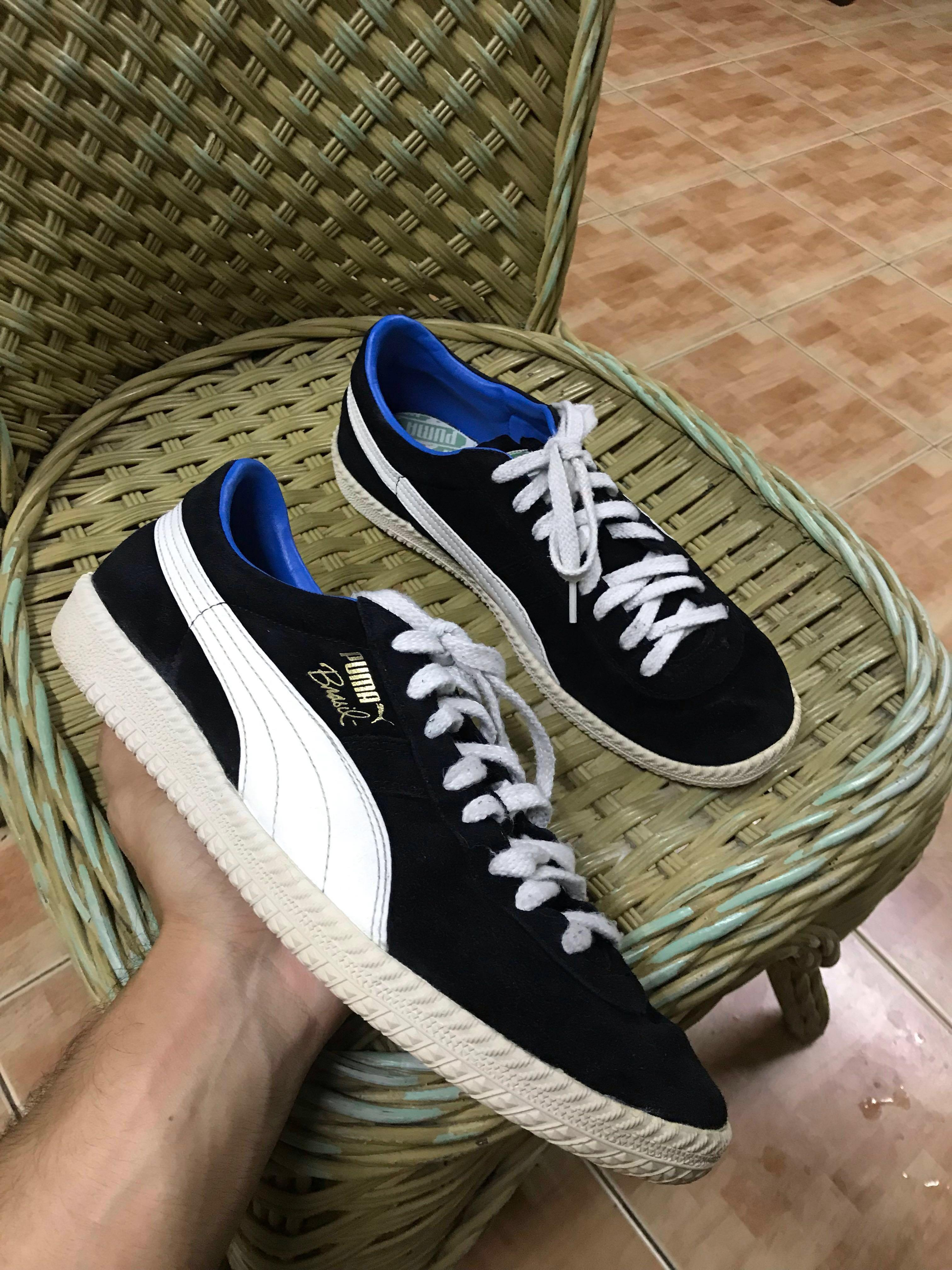 tout neuf 343d8 c952b Puma Brazil suede on Carousell