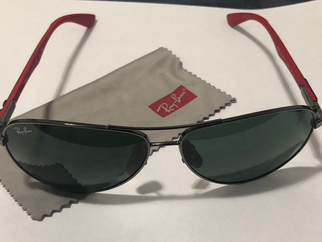 Ray-Ban Sunglasses - RB8313M Scuderia Ferrari Collection