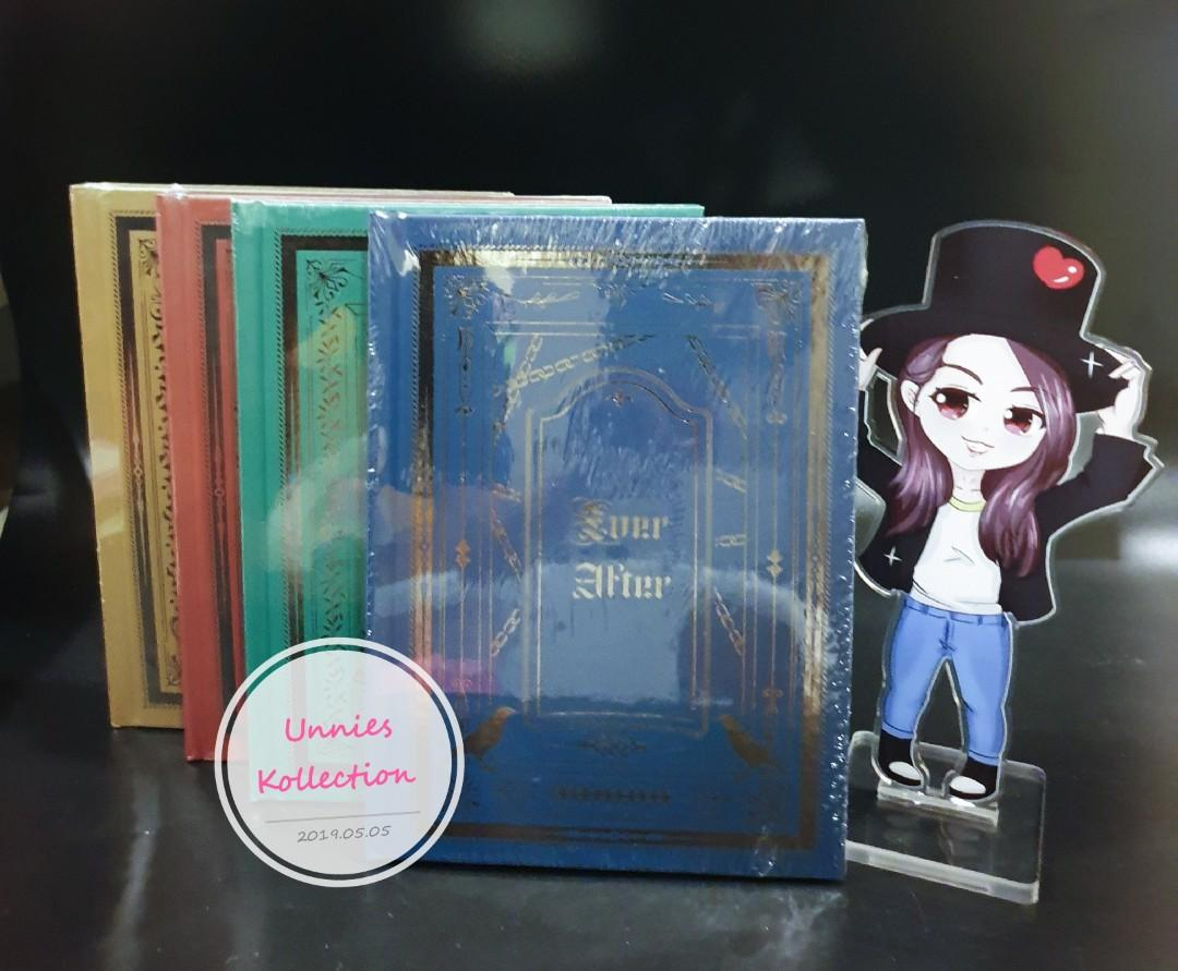 💥💥READY STOCK💥💥  NU'EST - Mini Album Vol.6 [Happily Ever After]