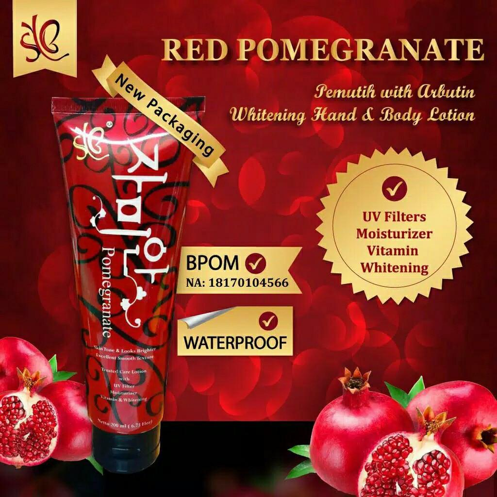 Red Pome Lotion