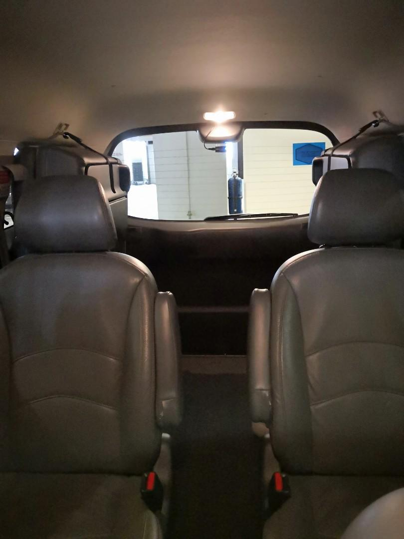 Rental - Honda Freed 6 seater