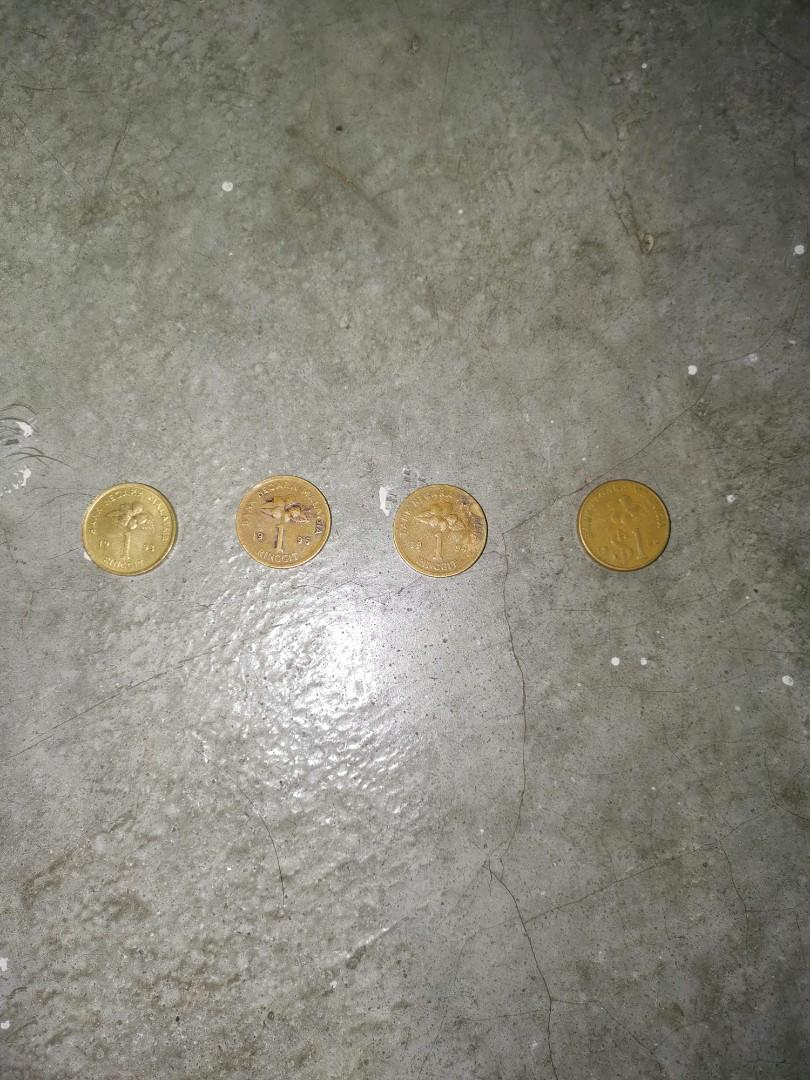 Rm 1 old coin