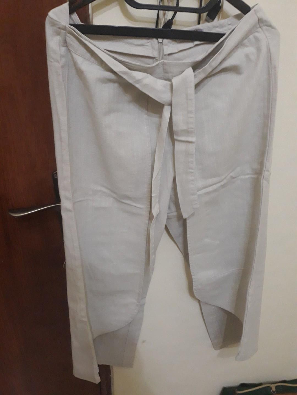 All in (Rok Batik, atasan wanita, celana kulot, outer gamis)